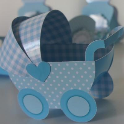 Kit naissance bleu ciel