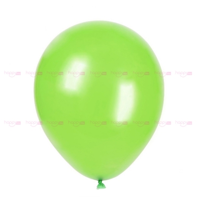 10 Ballons vert pistache