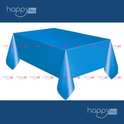 Nappe de table bleu...