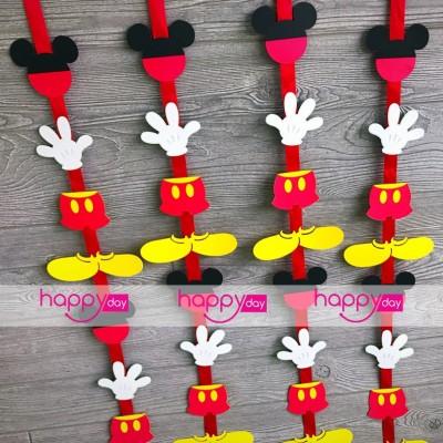 Guirlande Micky Mouse