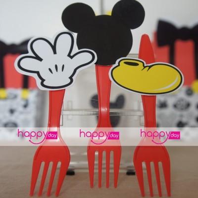 Kit Danniversaire Thème Mickey Mouse