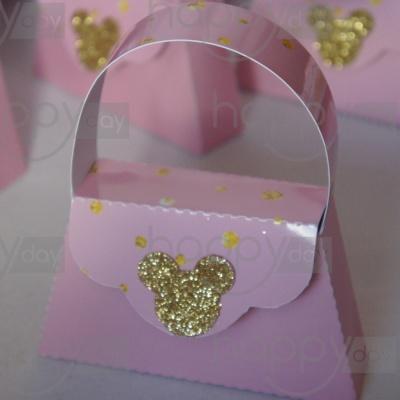 10 boîtes cadeaux - Minnie...