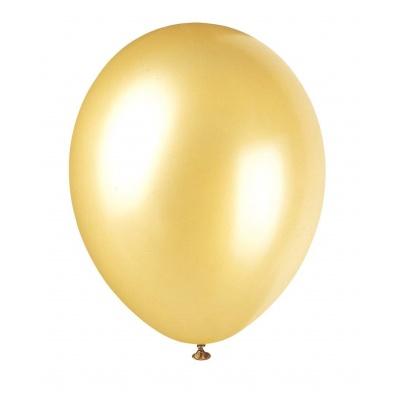 10 Ballons Doré