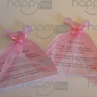 10 invitations princesse