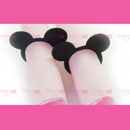 Papier serviette, Décoration Anniversaire Minnie rose