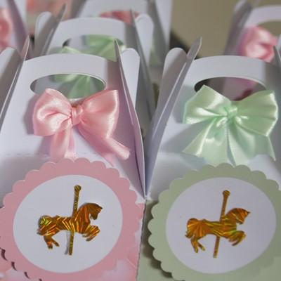 Kit d'anniversaire Carrousel