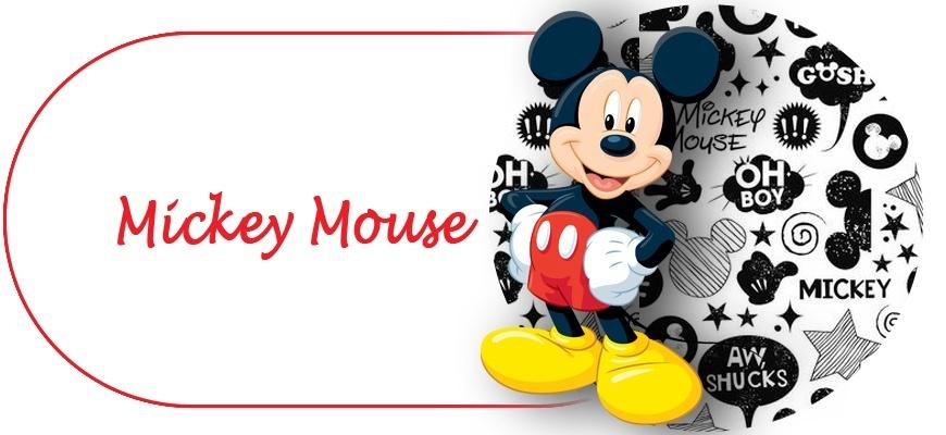 Décoration d'anniversaire Thème Mickey Mouse