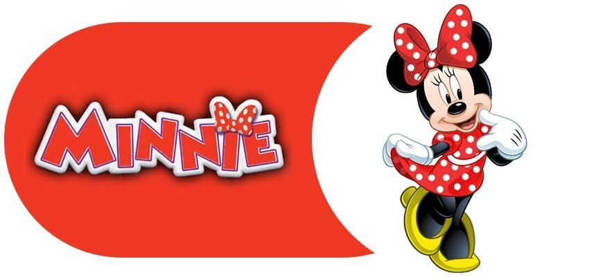 Décoration d'anniversaire Thème Minnie Mouse