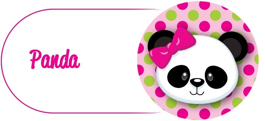 Kit d'anniversaire Thème Panda