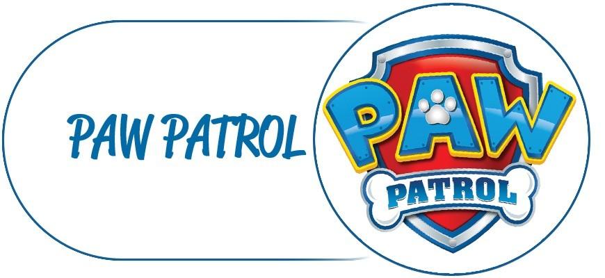 Kit d'anniversaire Thème Pat Patrouille